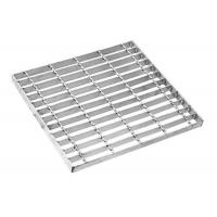 Buy cheap Pressure Locking Metal Grate Panels , Top Railroad Steel Walkway Grating from wholesalers