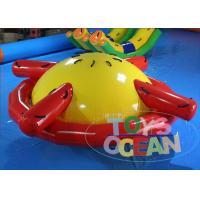 Buy cheap Inflatable Floating Water Parks Toys Adult Inflatable Water Saturn For Rental from wholesalers
