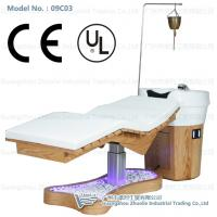 Buy cheap luxury electric shampoo spa bed from wholesalers