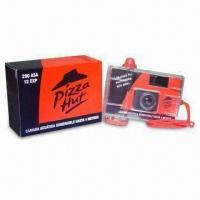 Buy cheap Disposable Underwater Camera with Flash and 3m Maximum Underwater Depth, Special Design from wholesalers