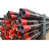 Buy cheap Round K55 / 16Mn Oil Casing Pipe For Oil Industry , GB Seamless Steel Pipe from wholesalers