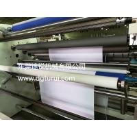 Buy cheap 380V 50HZ Paper Roll Slitting & Rewinding Machine CE Certificate Approved from wholesalers