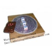 Buy cheap 2017 Remote control dice/casino cheat/marked dice/game cheat/magnetic dice for dice cheat/magic trick/No magnetic from wholesalers