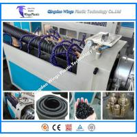 Buy cheap Professional CFRP HDPE Corrugated Pipe Production Line , Carbon And PE Materials from wholesalers