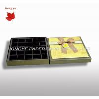 Buy cheap Gift Cardboard Packaging Boxes With 210G , 250G , 300G Ivory Board product