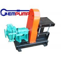 1.5x1C HH High Head Centrifugal Slurry Pump  for metallurgy / mining / coal