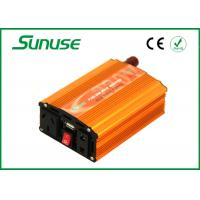 Buy cheap High Efficiency Orange 400w Pure Sine Inverters 24vdc to 240vac With Usb Port from wholesalers