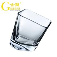 Buy cheap Hand-Blown Shake Rocking 200ml Whiskey Glass Cup for Bar thick base whiskey glasses from wholesalers