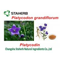 Buy cheap Platycodon Grandiflorum Green Plants Extracts , Extracting Chemicals From Plants from wholesalers