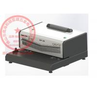 Buy cheap A4 Size Automatic Plastic Spiral Binding Machine Durable With 15 Sheets from wholesalers