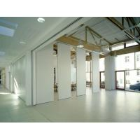 Buy cheap Conference Room Movable Partition Walls , Aluminium Commercial Acoustic Room Dividers from wholesalers