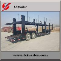Buy cheap 3 Axles Fuwa Brand Car Carrier Semi Trailer Hot Sale In Shandong from wholesalers