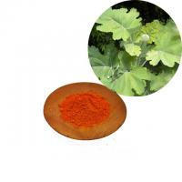 Buy cheap Orange Red Powder Plant Extract Powder Pure Natural Macleaya Cordata Extract from wholesalers