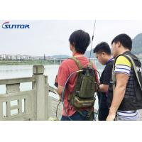 Buy cheap Manpack RF Link Wireless Video Camera Transmitter And Receiver 5 Watt product