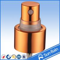 Buy cheap Sunrain cosmetic aluminium plastic mist sprayer perfumer atomizer from wholesalers