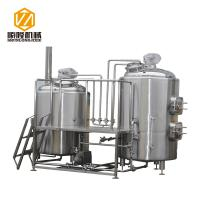 Buy cheap Industrial Craft Beer Brewing Equipment 1000L Conical Fermenters Steam Heating from wholesalers