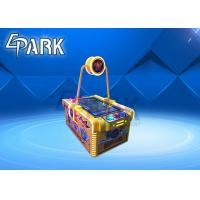 Buy cheap Shooting Versus Kids Coin Operated Game Machine Indoor For Rental Shop from wholesalers