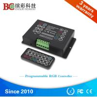 Buy cheap 5V 12V 24V 36V 3 channel 21 key IR remote control rgb led strip controller manual from wholesalers