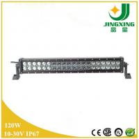 Buy cheap 21.5 inch 120w led light bar epistar led off road light bar from wholesalers