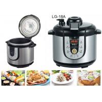 Buy cheap 5 Litre All In One Pressure Cooker Slow Cooker 10 QT Temperature Adjustable from wholesalers