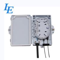 Buy cheap 2 Cores Network Termination Box , Fiber Optic Connection Box Low Insertion Loss from wholesalers
