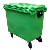 Buy cheap Plastic waste bin 360 liter garbage container prices from wholesalers