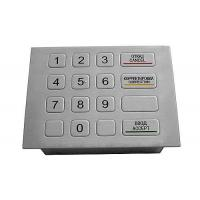 Buy cheap IP65 Stainless Steel ATM EPP/ ATM PINPAD(X-EN16F) from wholesalers