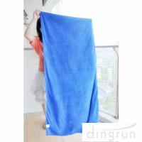 Buy cheap Anti Static Quick Dry Towels Lightweight , Microfiber Bowling Towel Good Absorbent from wholesalers