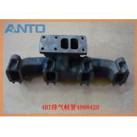 Buy cheap Best  Price Cummins 4BT Diesel Engine Exhaust Manifold 4988420 from wholesalers