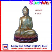 Buy cheap Polyresin Buddha Figurines from wholesalers