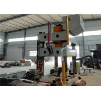 Buy cheap 2000T Hydraulic Press Machine 380V Input Voltage For Elbow Calibration from wholesalers