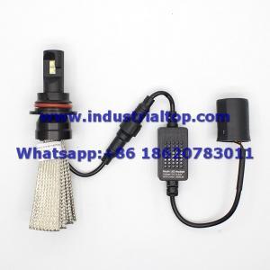 Buy cheap 9004 HB1 Blue LED Headlight Bulbs product