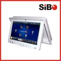 Buy cheap 9 Inwall Flush Mount Android Tablets RJ45 PoE WiFi with Thermal Printer from wholesalers