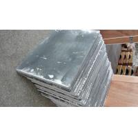 Thermal Shock Resistance Silicon Carbide Kiln Shelves Slab Black Color