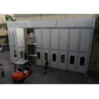 Buy cheap High Precision Air Craft Industrial Spray Systems , Dry Paint Booth Eco Friendly from wholesalers