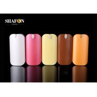 Buy cheap 50ml Plastic Refillable Empty Foundation Bottle For BB / CC Cream Custom Color from wholesalers