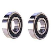 Buy cheap Double Sealed 6200 Series 6201, 6203, 6204 2RS or Open JIS Chrome Steel Ball Bearing from wholesalers