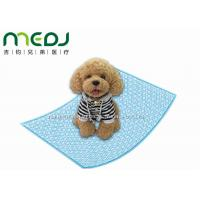 Buy cheap 6 Ply Economic Disposable Absorbent Underpads Soft For Puppy Training from wholesalers