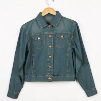 Buy cheap NEW-020853 OVERDYED DENIM - Jackets from wholesalers