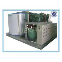 Buy cheap Seafood Processing Equipment Industrial Ice Maker For Poultry Slaughter from wholesalers