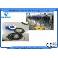 Buy cheap Mobile Type Under Vehicle Inspection System , Under Vehicle Surveillance System 22 Lcd Screen from wholesalers