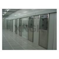 Buy cheap Automatic Door Clean Room Air Shower Tunnel For Laboratory Customized Length from wholesalers