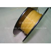 Buy cheap 1.75mm PVA 3d Printer Filament , water soluble 3d printing material from wholesalers