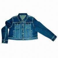 Buy cheap Women's Basic Denim Jacket from wholesalers