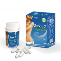 Buy cheap Super Hot Burn 7 Botanical Slimming Capsules Herbal Slimming Capsules from wholesalers