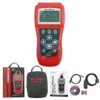 Buy cheap Autel Maxidiag Eu702 Obd2 Car Code Scanner With Software Upgrade from wholesalers
