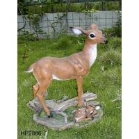 Buy cheap Polyresin Wildlife Animal sculpture from wholesalers