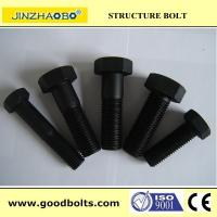 Buy cheap M12-M20 Black ASTM A325 Heavy Hex Structural Bolt from wholesalers