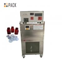 Buy cheap High Precision Automatic Screw Capping Machine Clear Reading Easy To Operate from wholesalers
