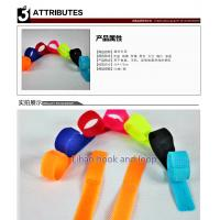 Buy cheap useul releasable cable tie Colorful velcro cable tie/velcro tie/printed velcro cable ties from wholesalers